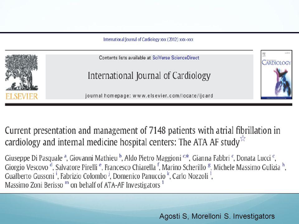 Dabigatran: impianto PM e ICD (HRD) Am J Cardiol.
