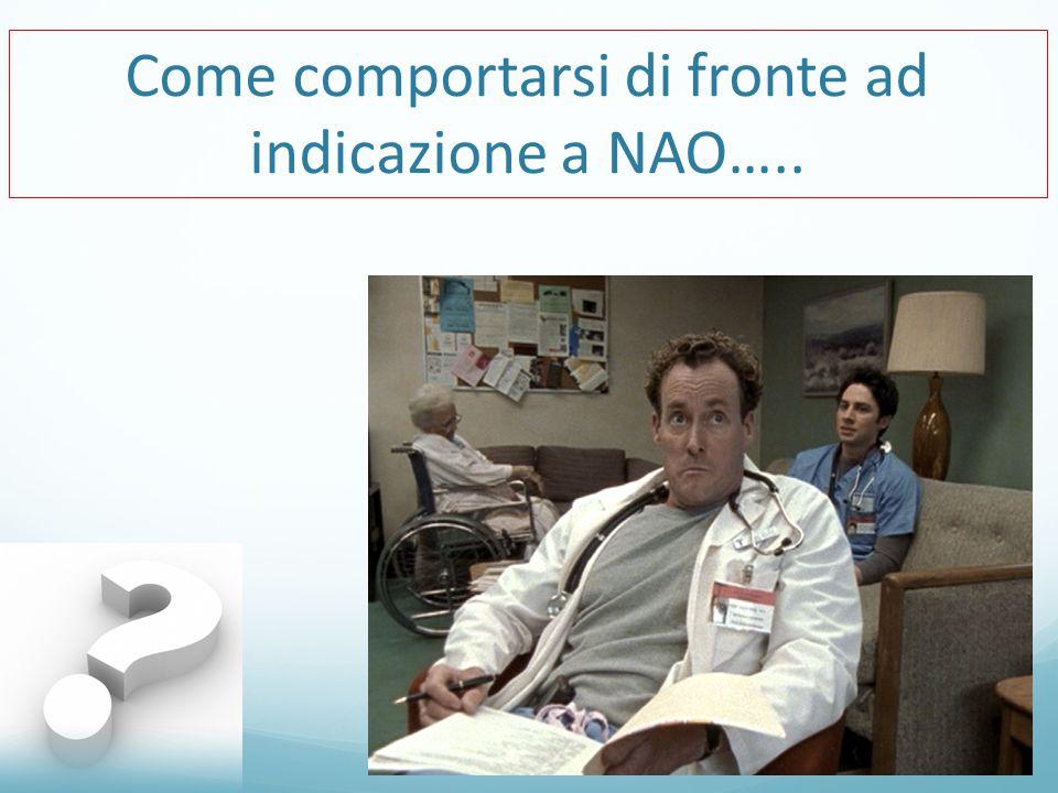Gestione dei pazienti con SCA in NAO In caso di STEMI: PCI primaria (approccio radiale) Non raccomandata UFH o LWMH fino alla scomparsa dell'effetto dei NAO In caso di NSTEMI: Se non è urgente, posticipare coronarografia fino ad una riduzione dell'effetto dei NAO Scoagulazione periprocedurale (UFH o bivalirudina) Heidbuchel H et al.