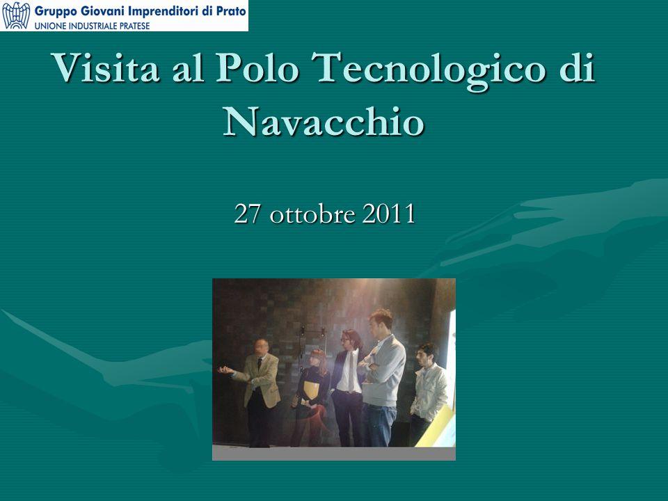 Visita al Polo Tecnologico di Navacchio 27 ottobre 2011