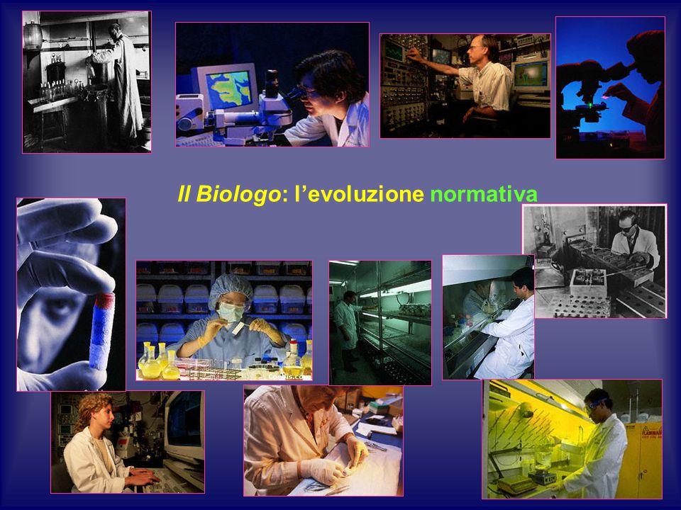 Il Biologo: l'evoluzione normativa