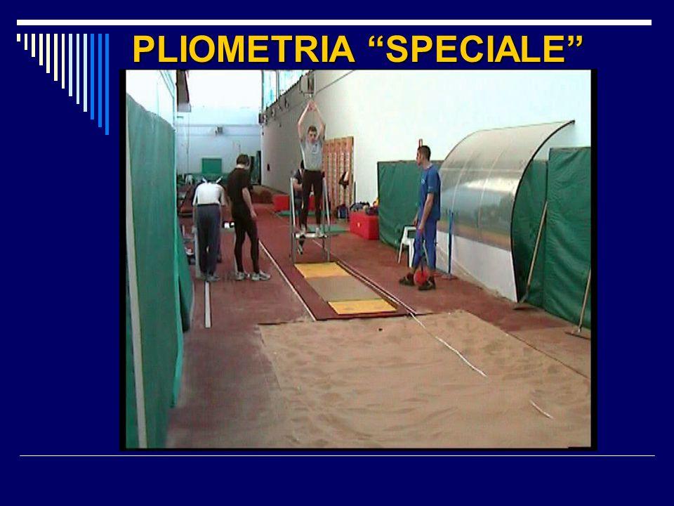 "PLIOMETRIA ""SPECIALE"""