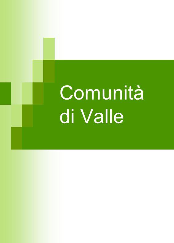 Comunità di Valle
