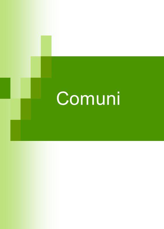 Comuni