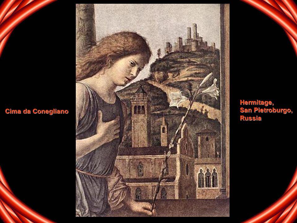 Gentile da Fabriano, Pinacoteca Vaticana, Roma, Italy