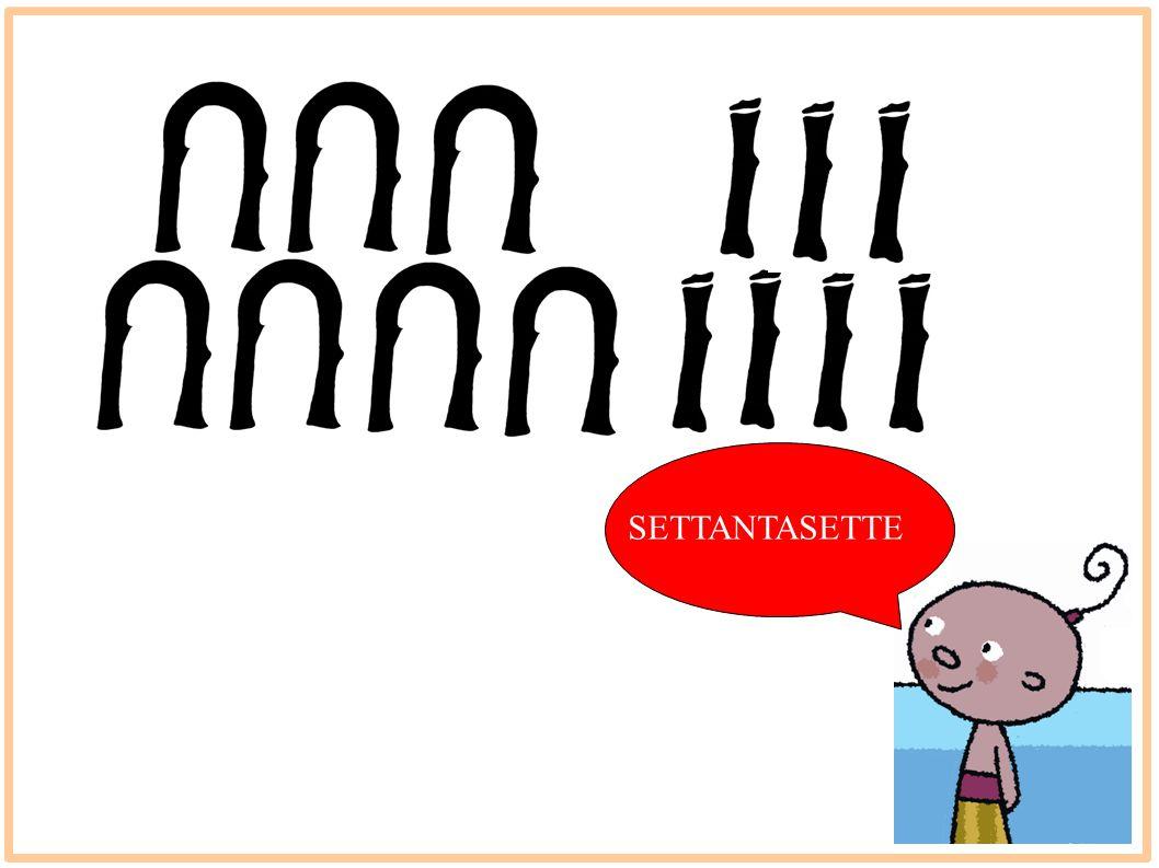 SETTANTASETTE