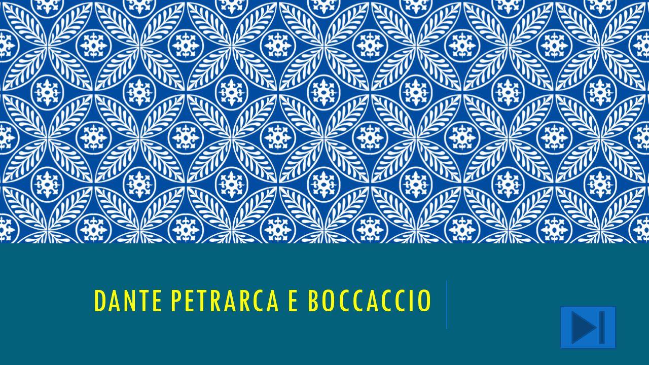 CONTESTO STORICO E STRUTTURA La narrazione è calata nel contesto storico e sociale della Firenze del XIV secolo.
