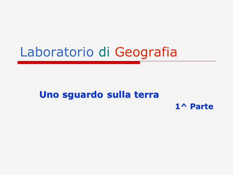 La terra: l'Europa ed i Paesi extraeuropei  Conosci l'Italia.