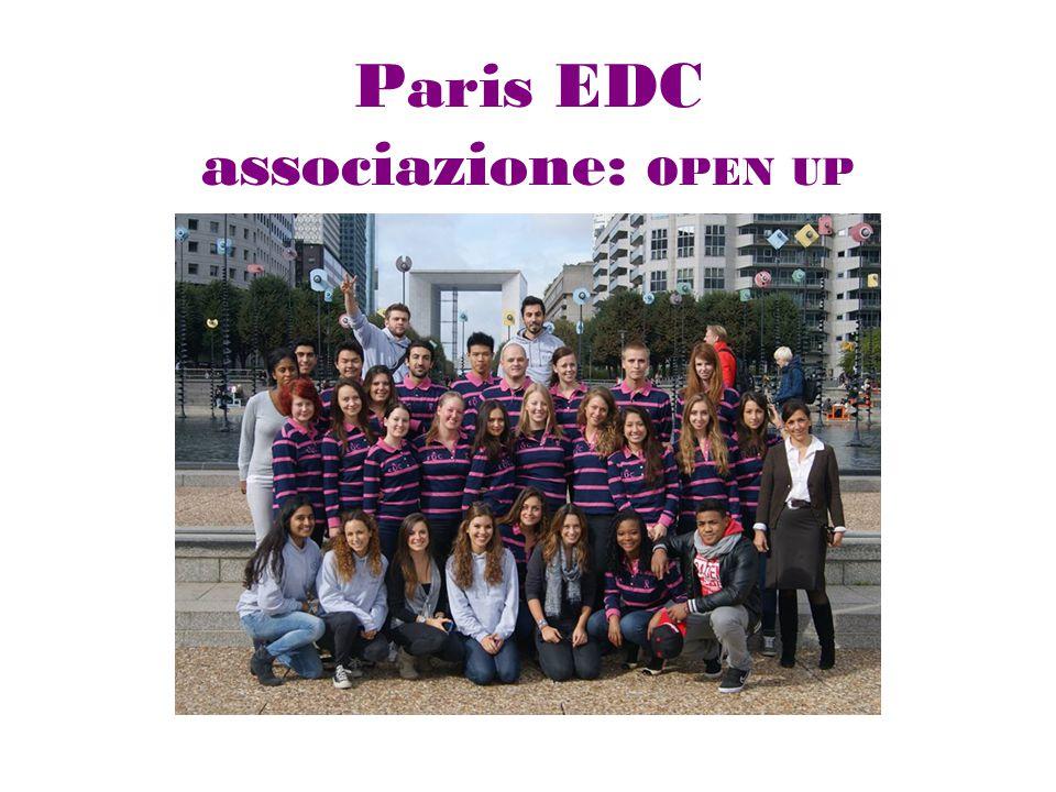 L'EDC si trova all' Esplanade de la Défense, a 25 minuti circa dal centro.