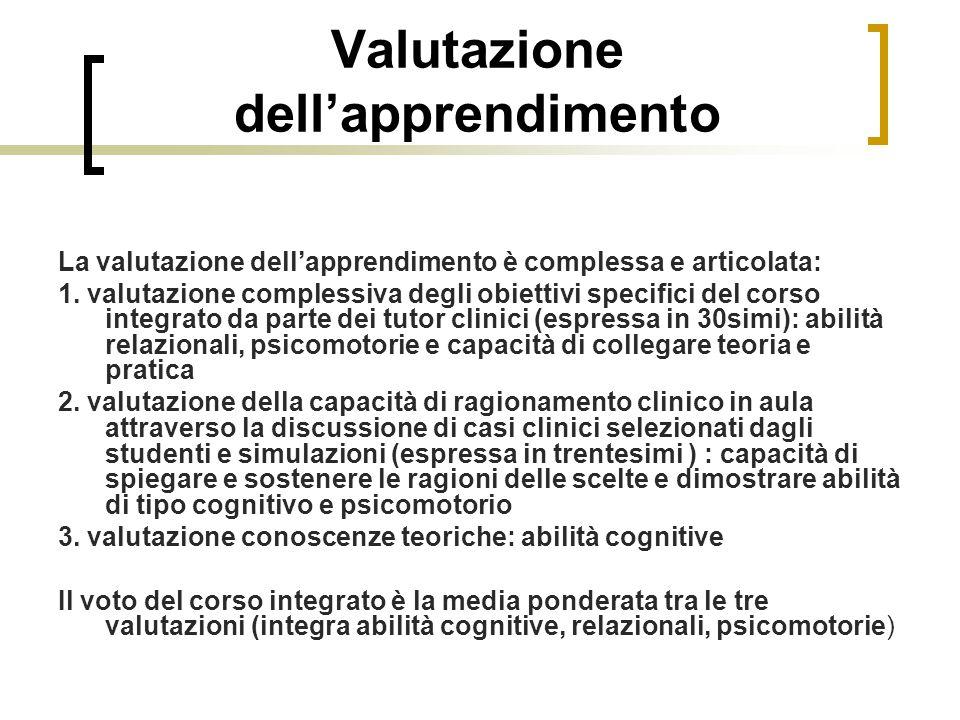 Valutazione esperienza Sistema complesso per l'organizzazione del percorso ordinario ed i recuperi degli studenti.