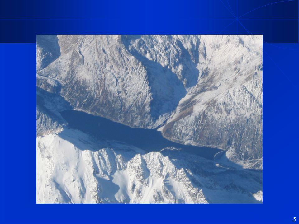 6 Altimetria Problemi dovuti all'altimetria : 1.Lo scioglimento della neve è distribuito su un lungo arco di tempo.