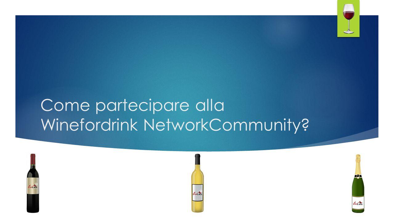 Al giorno d'oggi il marketing si fa portando un amico Ecco perché Winefordrink offre così tanti vantaggi a coloro che portano con sé altre persone!