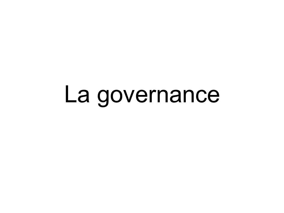 La governance