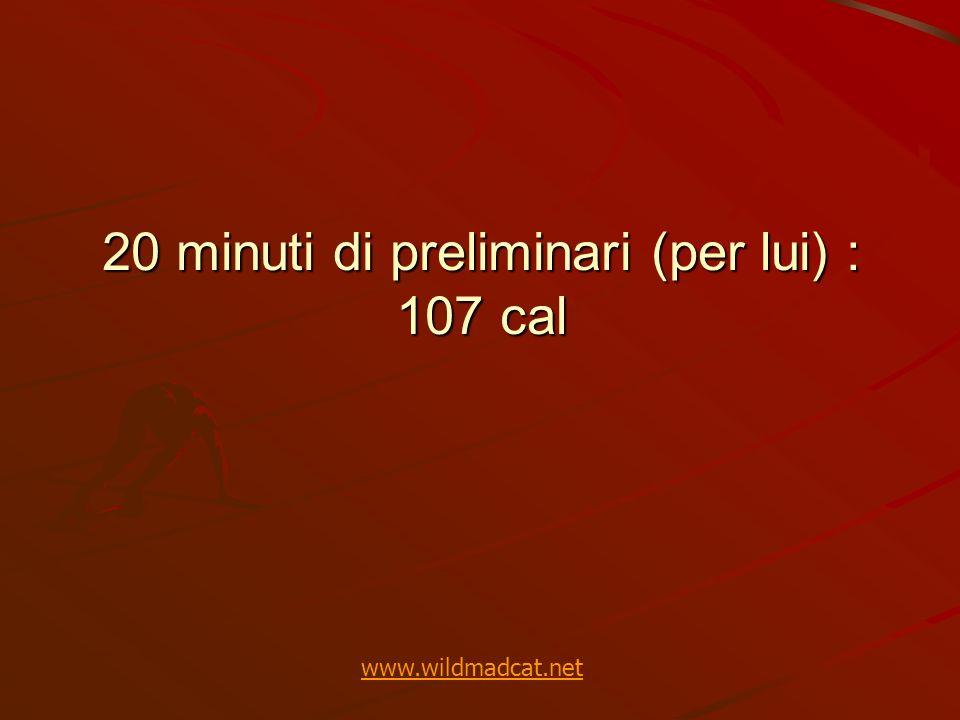Spogliare completamente il partner passivo: 95 cal www.wildmadcat.net