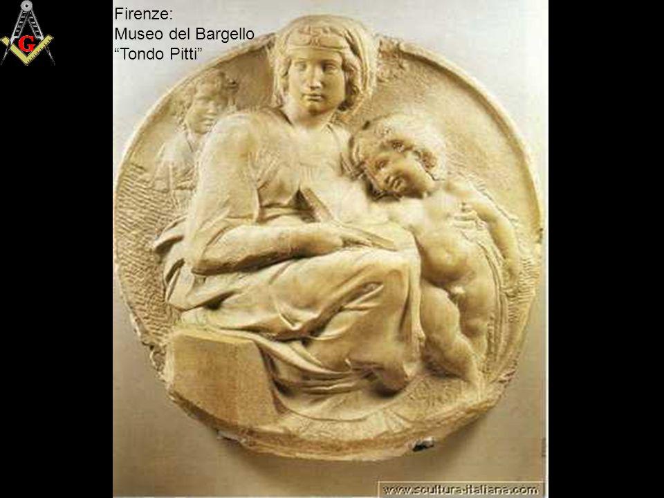 """Firenze: Chiesa di San Lorenzo """"Madonna che allatta"""""""