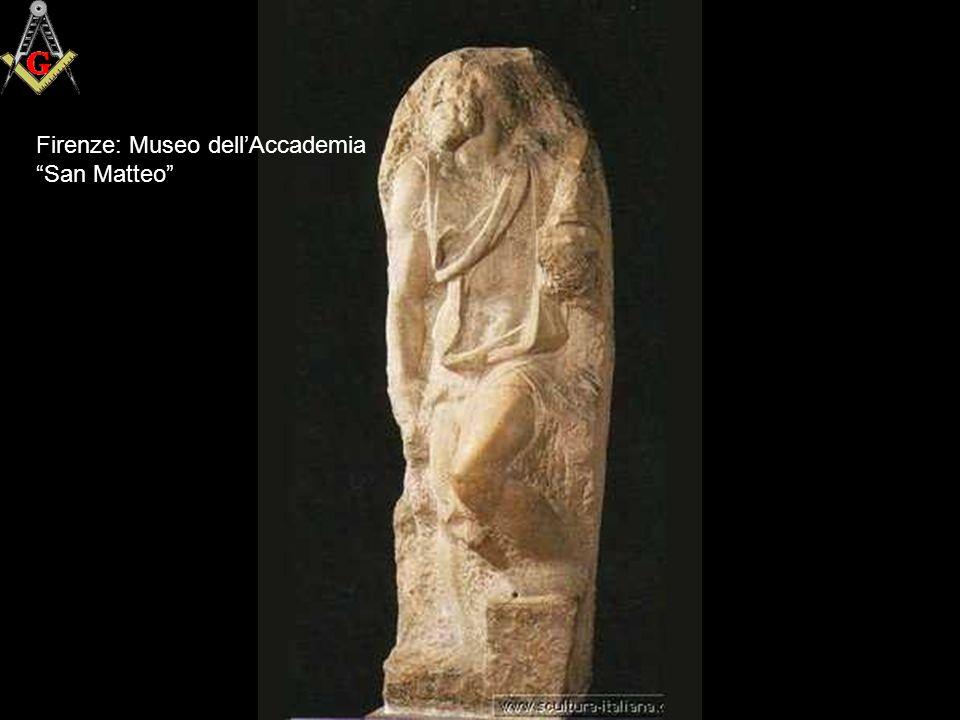 """Firenze: Museo del Bargello """"Bruto"""""""