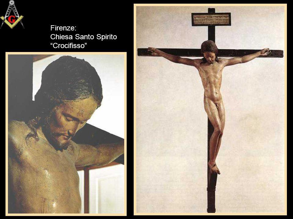 """Firenze: Galleria dell'Accademia """"Pietà Palestrina"""""""
