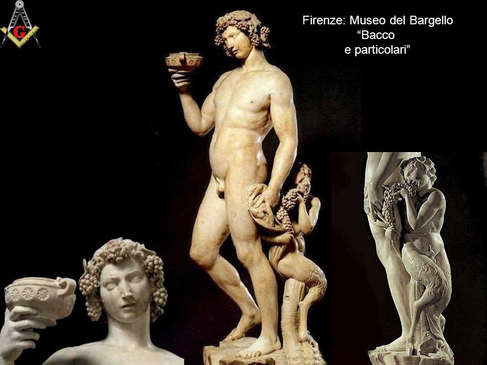 """Firenze: Palazzo Vecchio """"Il Genio della Vittoria"""""""