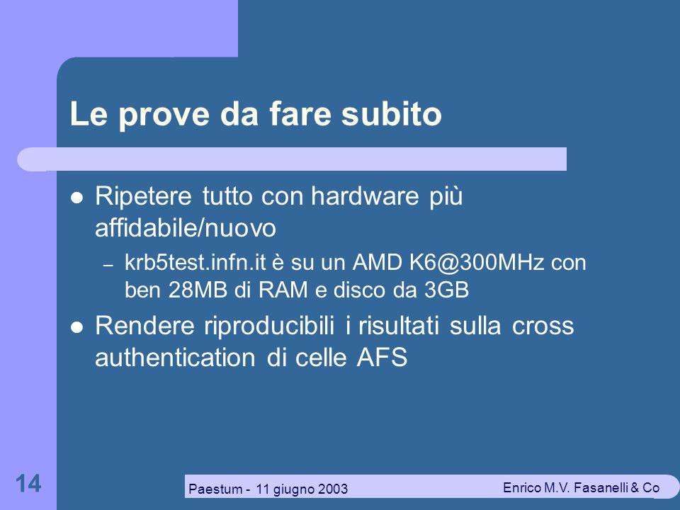 Paestum - 11 giugno 2003 Enrico M.V.