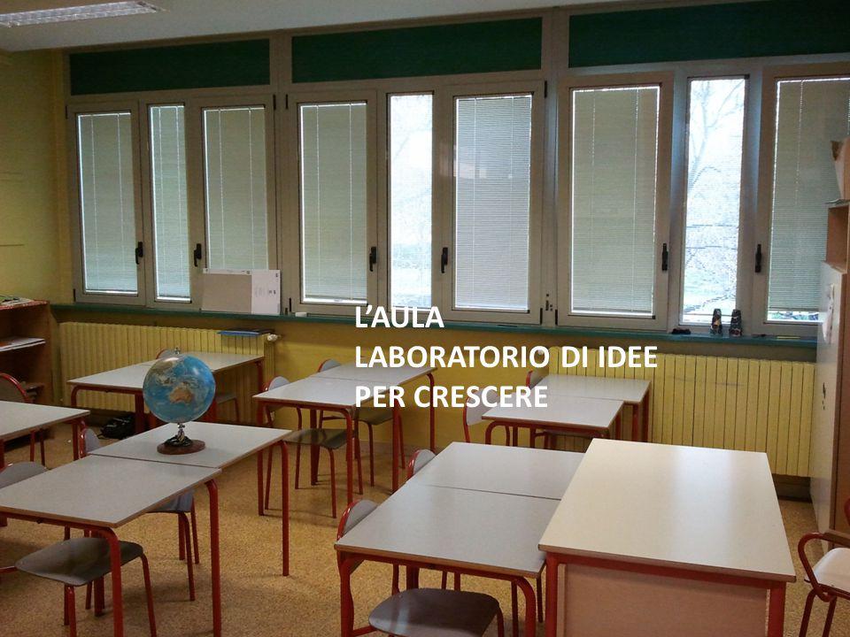 L'AULA LABORATORIO DI IDEE PER CRESCERE