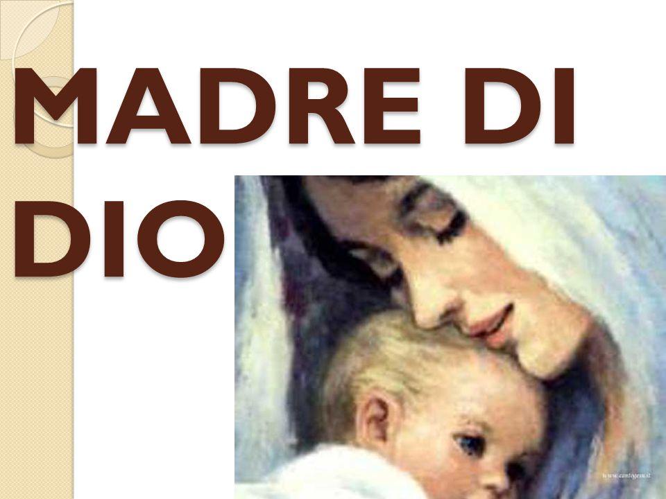 Riflessione Decina delle Ave Maria Ripetiamo: Madre di Dio, intercedi per noi Rag 1 In Gesù tutti noi siamo tuoi figli e ti invochiamo Madre… Rag 2 Fa' che siamo capaci di comportarci da tuoi veri figli Madre… Rag 3 Stai vicina a chi non sa cosa vuol dire avere una mamma Madre…