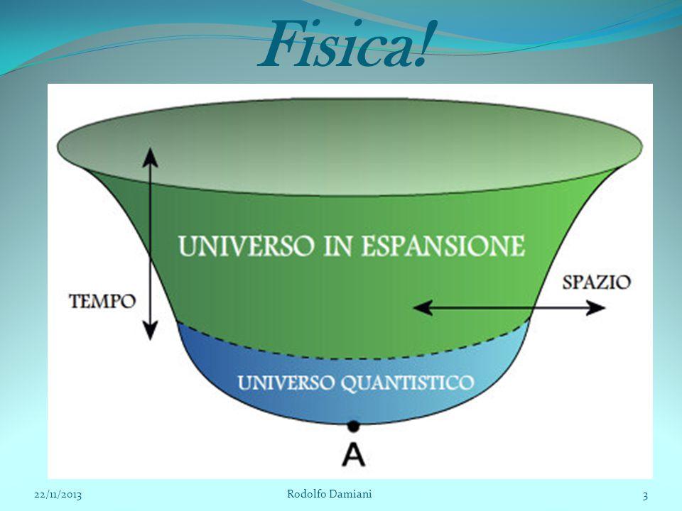 Fisica! 22/11/2013 Rodolfo Damiani3