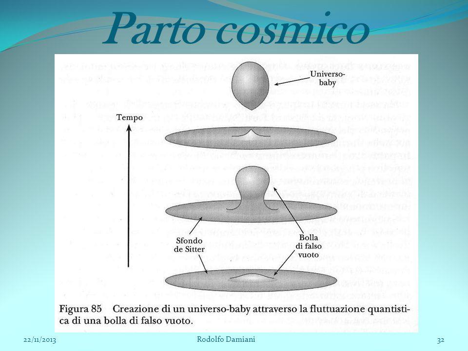 L'Universo è fatto dello stesso spirito, o, se preferite, della stessa materia di cui è costituita questa diapositiva: in- formazione!.