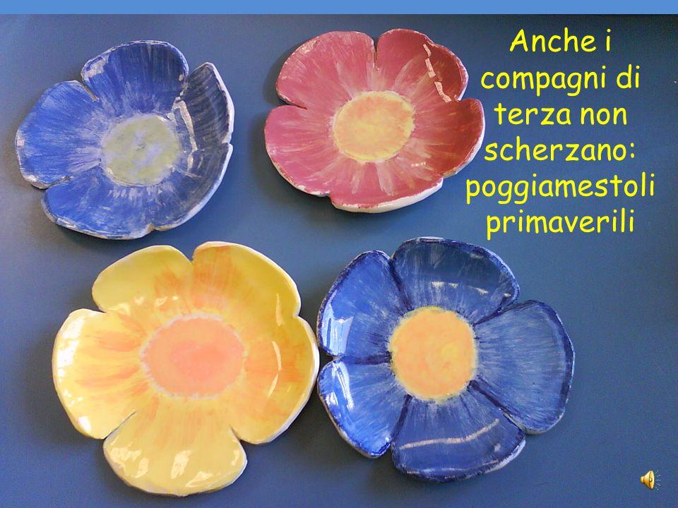 Paesaggi copiati da Riccardo Biavati, famoso ceramista di Ferrara (naviga nel sito La bottega delle stelle )