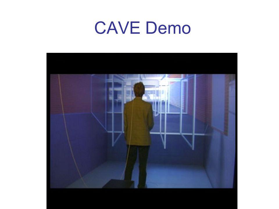 CAVE Demo