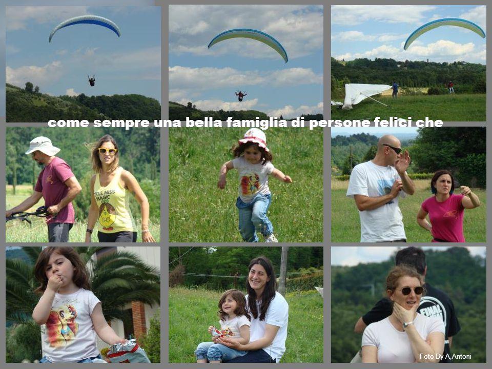 come sempre una bella famiglia di persone felici che Foto By A,Antoni