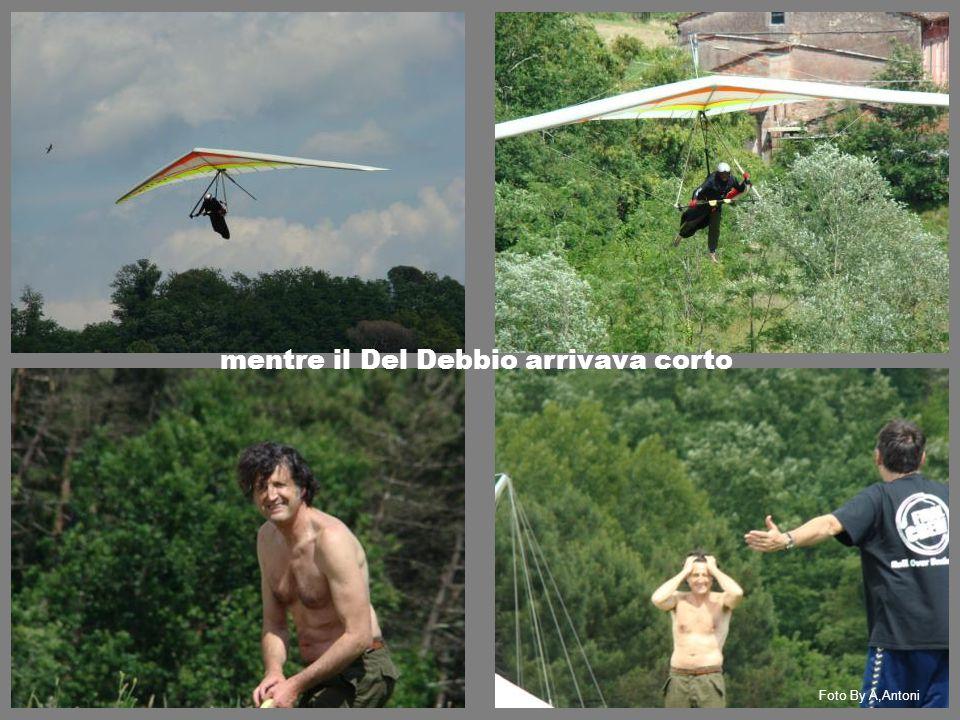 mentre il Del Debbio arrivava corto Foto By A,Antoni
