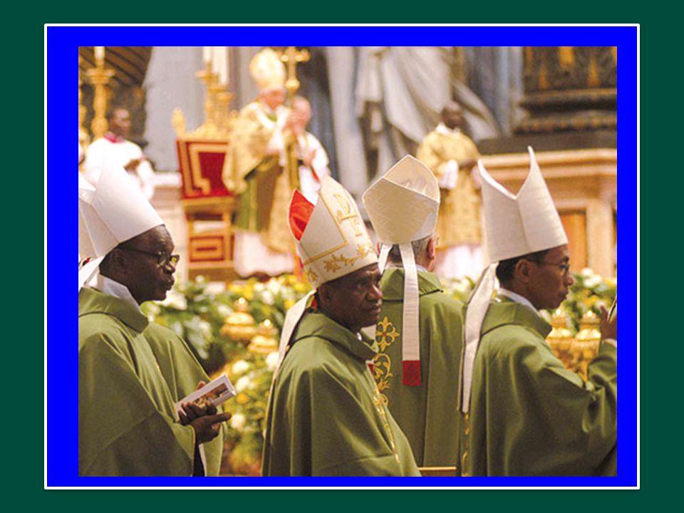 durante la quale si è pregato anche in diverse lingue africane.