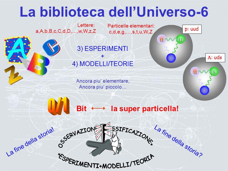 La biblioteca dell'Universo-5 Elementari? np   -- 00                     K0K0 K+K+ K