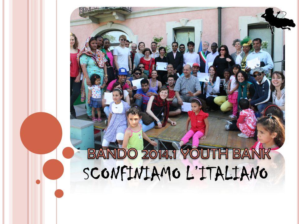 C HI SIAMO Brucaliffo è un'associazione limbiatese nata e gestita interamente da giovani che promuove l'aggregazione sul territorio e conta oltre 30 iscritti.