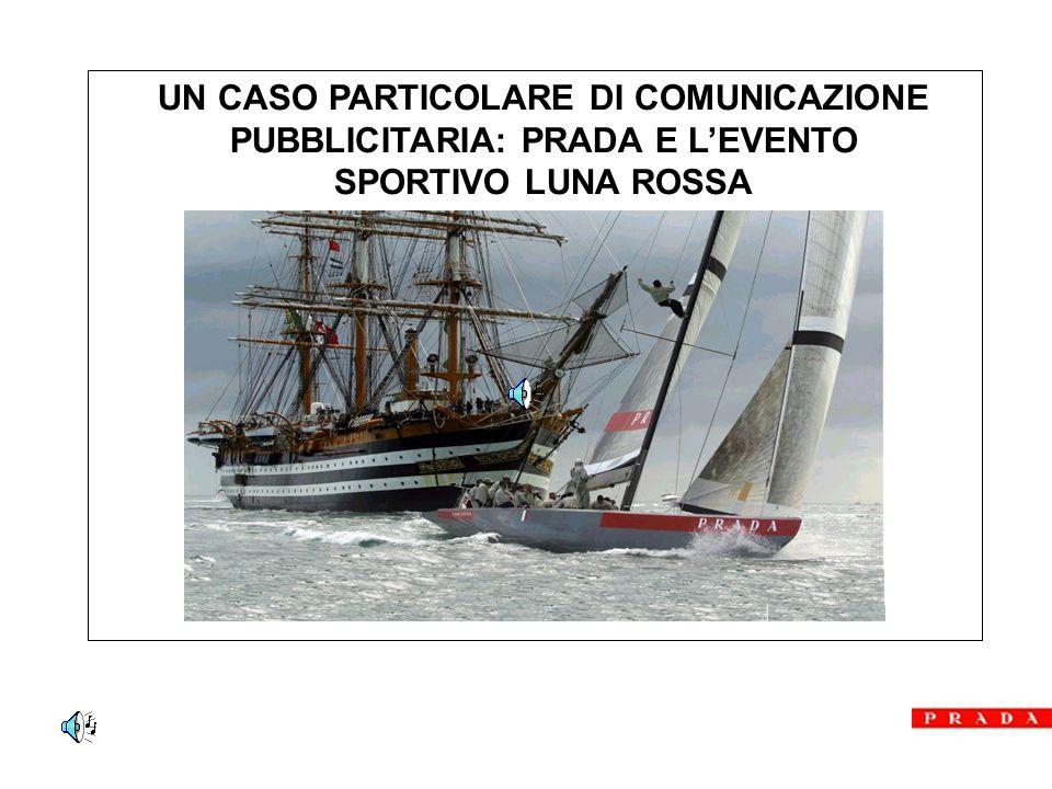 UN CASO PARTICOLARE DI COMUNICAZIONE PUBBLICITARIA: PRADA E L'EVENTO SPORTIVO LUNA ROSSA