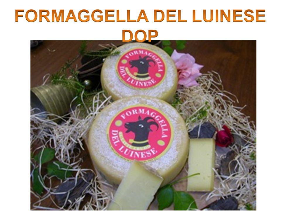 E' un formaggio a pasta semidura, prodotto esclusivamente con latte intero e crudo di capra, a coagulazione presamica, con stagionatura min.
