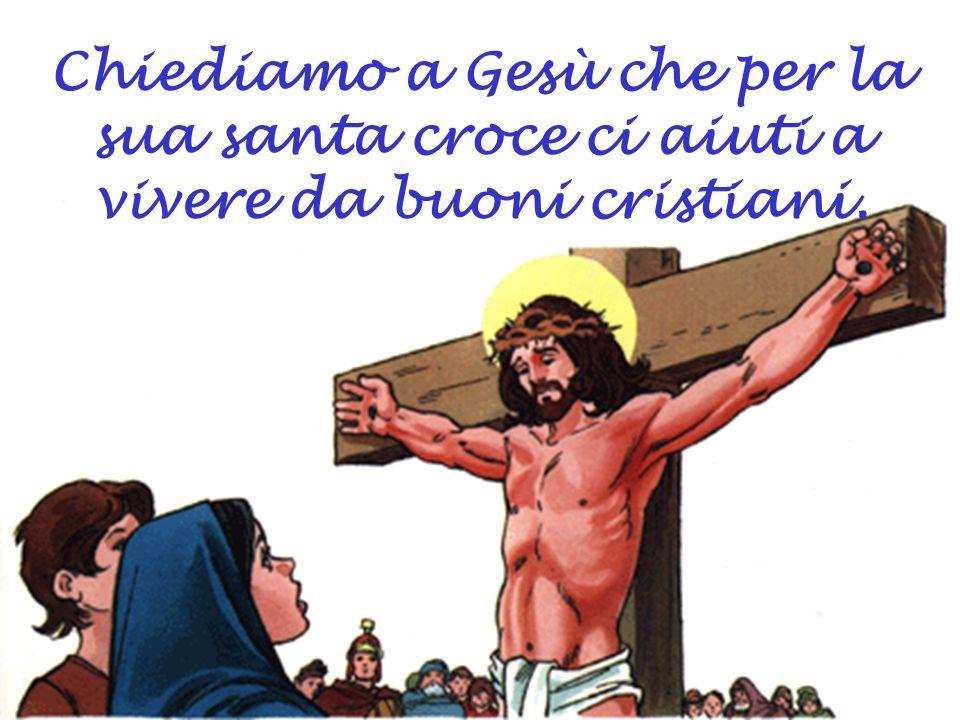 Gesù è sepolto in una tomba nuova sotto lo sguardo delle pie donne.