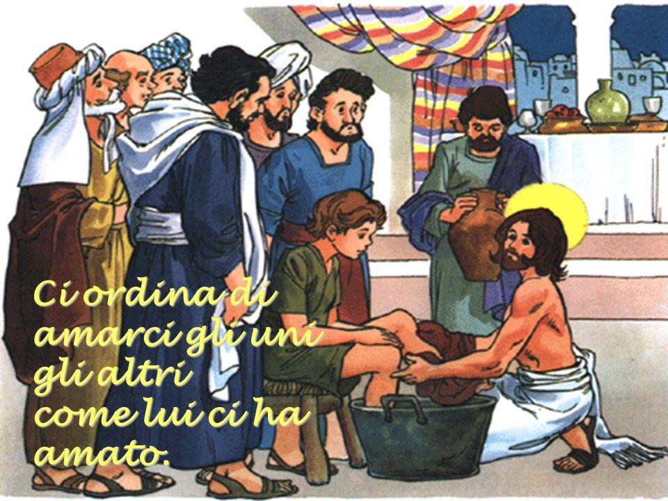 Il Giovedì Santo Gesù celebra l'Ultima Cena