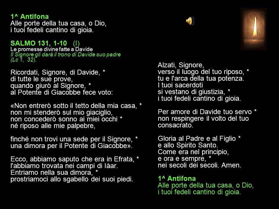 29 GENNAIO 2015 GIOVEDÌ - III SETTIMANA DEL SALTERIO DEL T. O. VESPRI V. O Dio, vieni a salvarmi. R. Signore, vieni presto in mio aiuto. Gloria al Pad