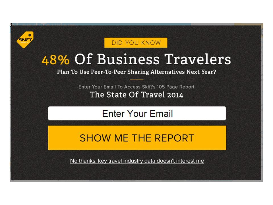 2015: nuovi trend e nuovi strumenti di marketing per nuove imprese 26 Qualche cambiamento lì sotto?