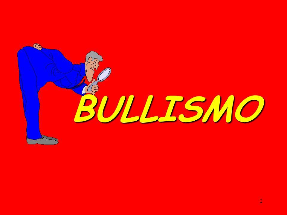 2 BULLISMO