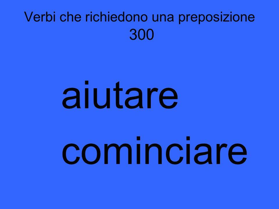 vocabolario 300 Questo è un saggio piccolo.