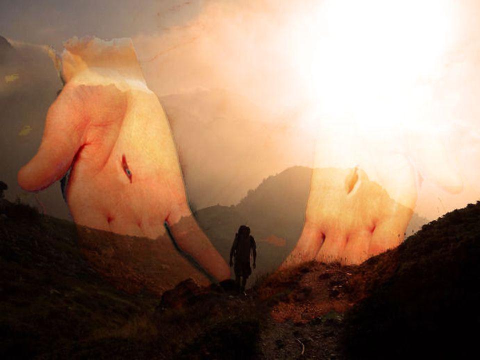 """Tu che abiti al riparo del Signore, e che dimori alla Sua ombra, di' al Signore: """"Mio rifugio, mia roccia in cui confido""""."""
