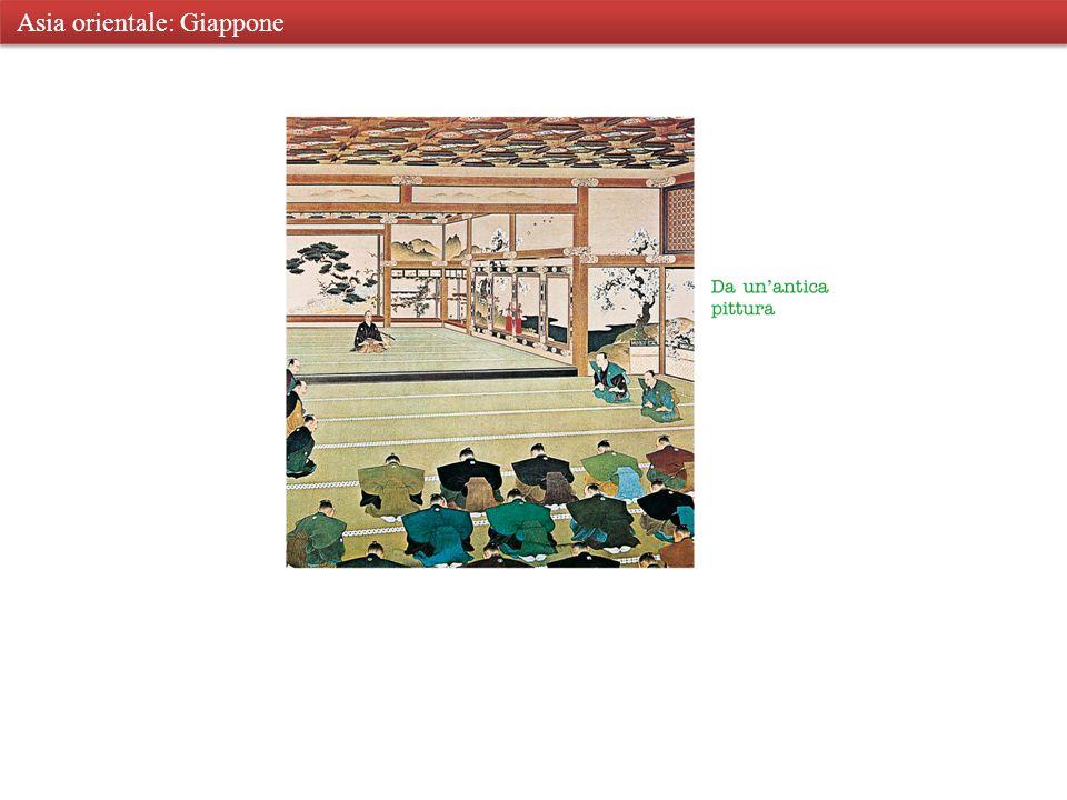 Asia orientale: Giappone, appunti di storia Asia orientale: Giappone