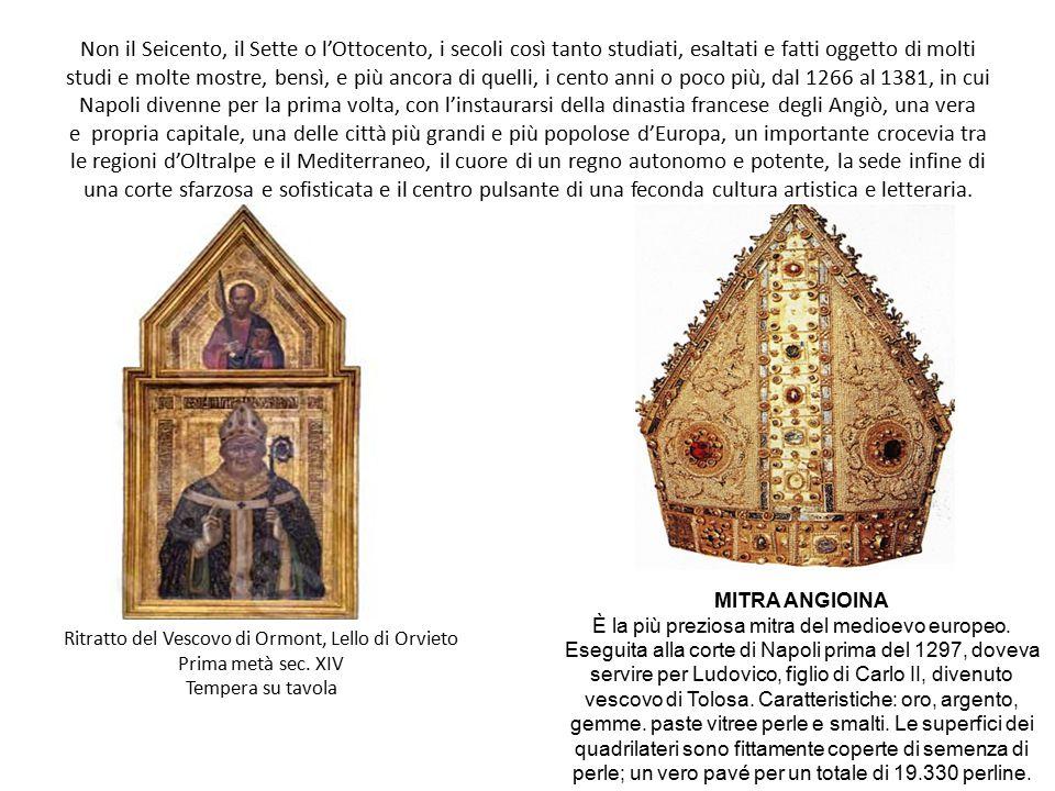 Parigi Braccio - reliquiario San Ludovico Bari reliquiario di Pietro de Morejis Informazioni e biglietteria: 339/2666706 - 348/3537660