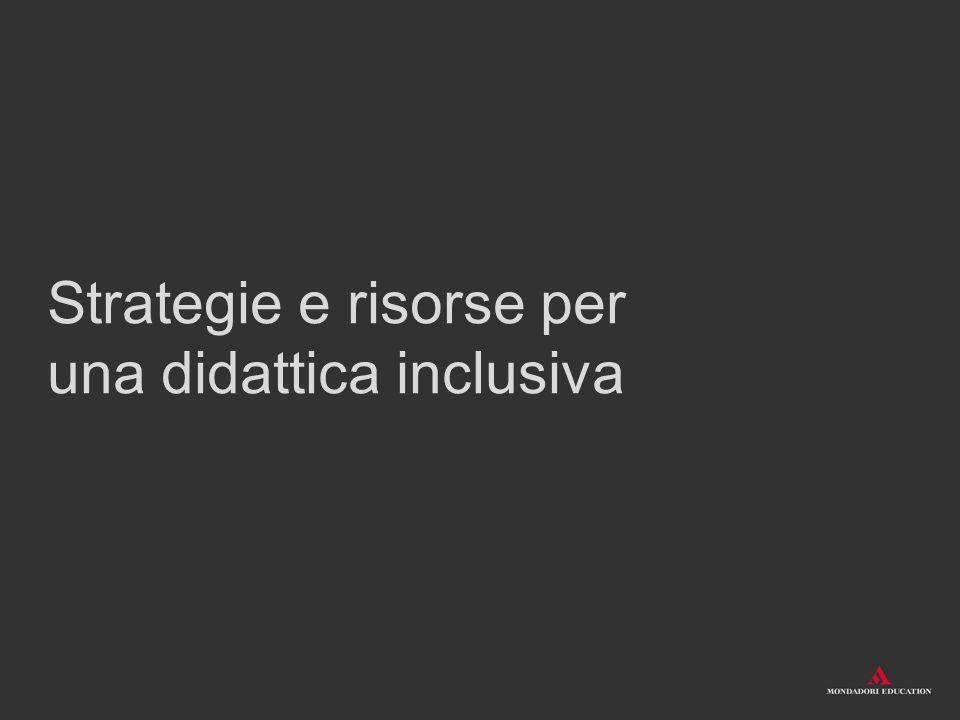 La risorsa tutoring Strategie e risorse per una didattica inclusiva> La risorsa tutoring In un clima di aperta cooperazione assume il ruolo di risorsa di grande efficacia ai fini dell'inclusività il ricorso alle strategie del tutoring.