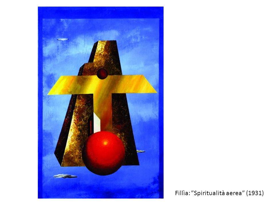 """Fillìa: """"Spiritualità aerea"""" (1931)"""