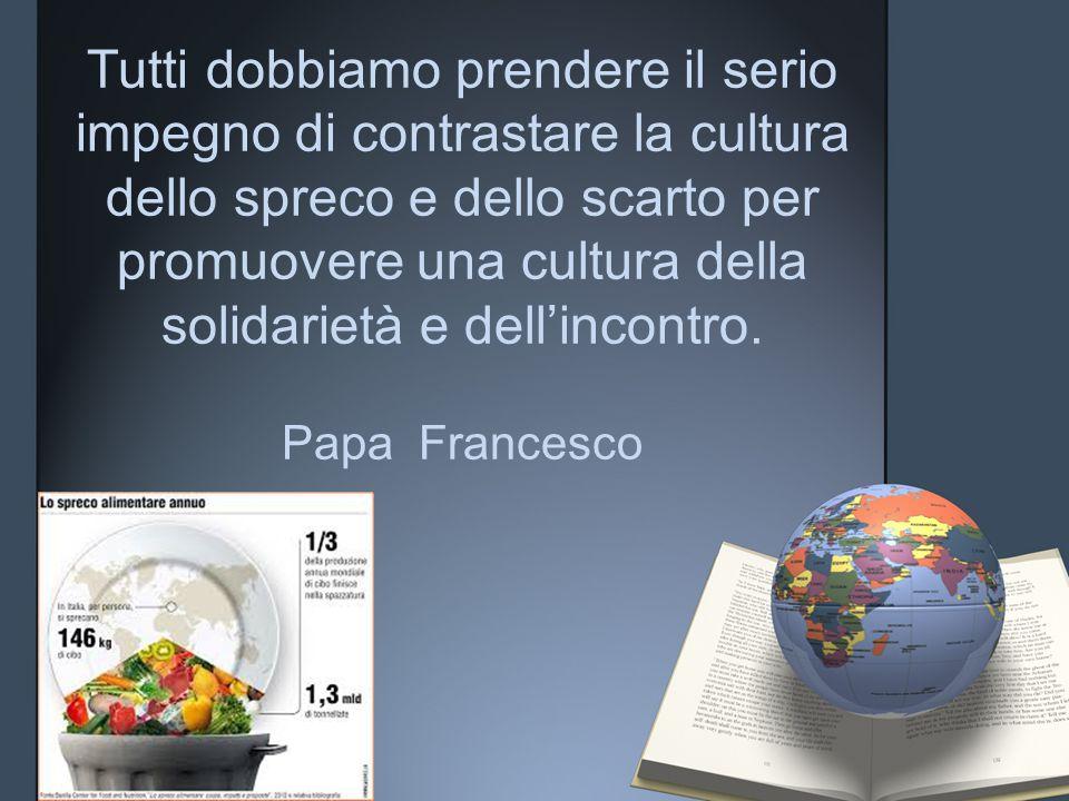 """"""" Noi non dobbiamo essere guidati dalla superbia del dominare, possedere, manipolare, sfruttare. """" Papa Francesco"""