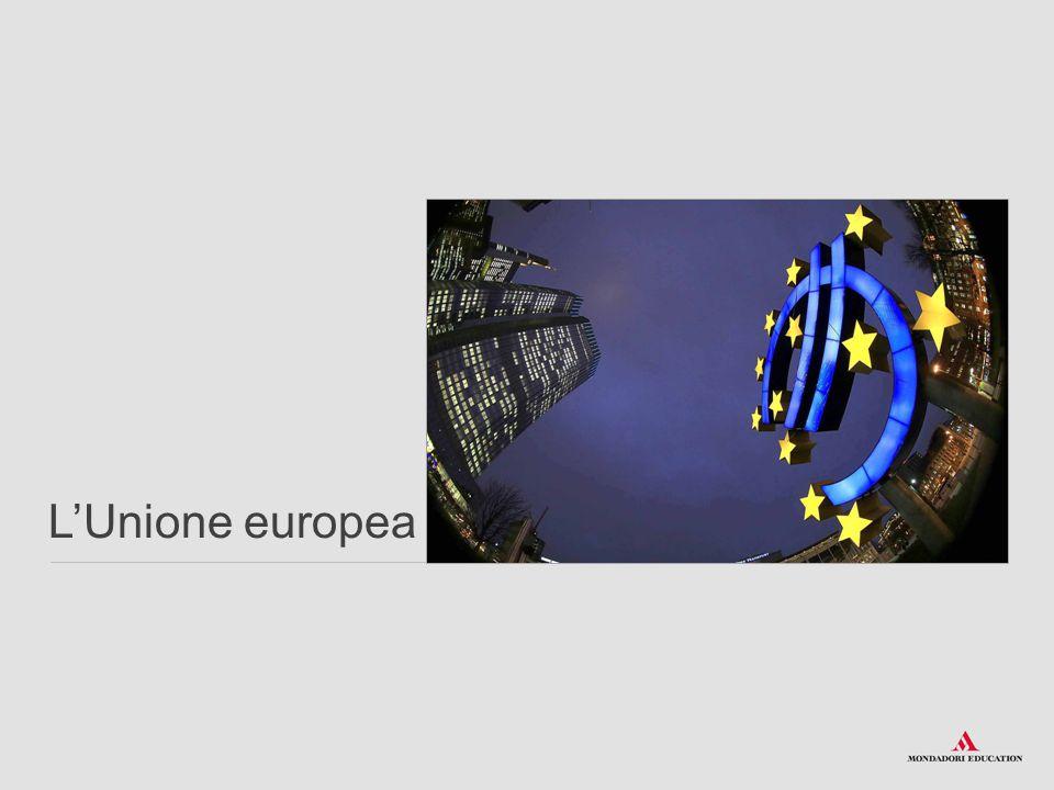 Il processo di unificazione L'Unione europea > Il processo di unificazione Dopo la seconda guerra mondiale sei Paesi europei (Belgio, Francia, Italia, Lussemburgo, Paesi Bassi e Repubblica federale tedesca), con il Trattato di Parigi (1951), istituirono la Ceca.