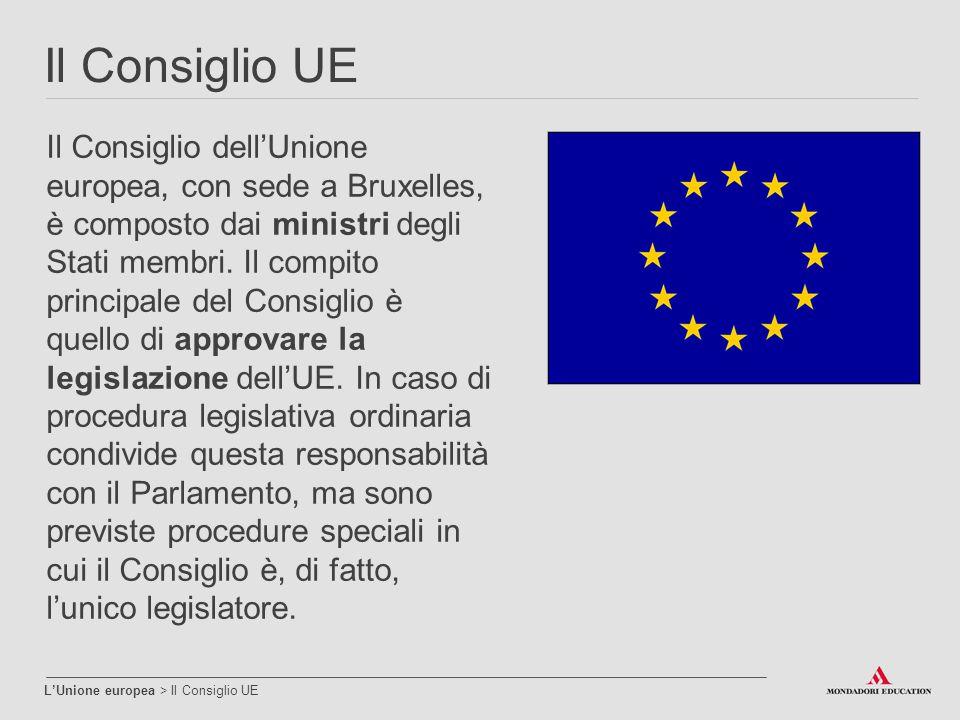 La Commissione europea L'Unione europea > La Commissione europea La Commissione è l'organo esecutivo dell'UE.
