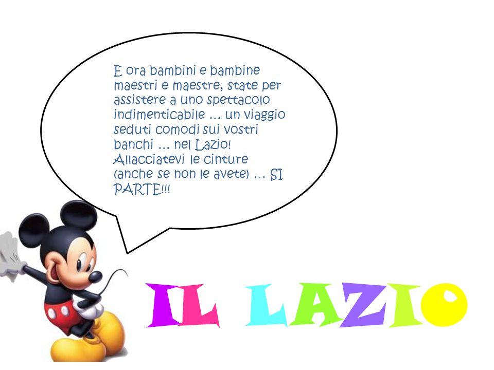 Ma cos'è il Lazio.